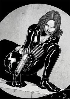 Black Widow - Rui Silveira