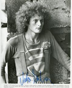 A young Victor Garber, most recently seen in ARGO, appearing in the musical GODSPELL.