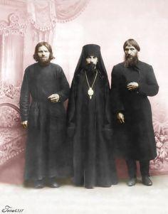 Elder Macarius, Bishop Theophan and G. #Rasputin                                                                                                                                                                                 More