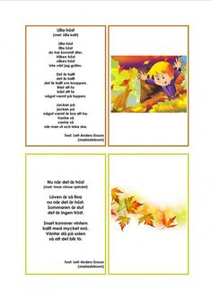 Mariaslekrum - Illustrerade sånger. Learn Swedish, Swedish Language, Montessori, Children, Kids, Singing, Preschool, Education, Learning