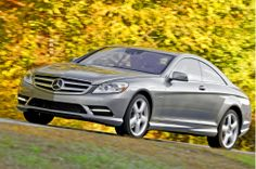 2013 Mercedes-Benz CL-Class will be Available for Naperville Drivers at Motor Werks in Hoffman Estates!