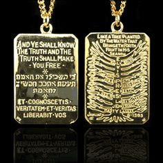 "{*Elvis's - Gold ""Tree of Life ""Pendant Elvis cherished this item of jewelry & wore it until the time of his death*}"