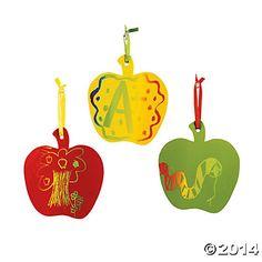 Magic Color Scratch Apples