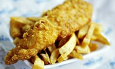 Fish & Chips , yeh you may well laugh from other country's... But have you actually tried them from Yorkshire ? Or even tried them at all ?