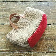 Resultado de imagen para crochet irlandes carteras