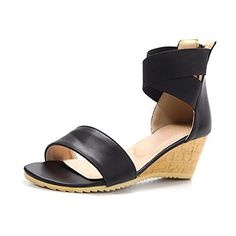 Vogue009 Girls Open Toe Kitten Heel Wedges PU Soft Material Solid Sandals, Black, 34 Vogue009 http://www.amazon.com/dp/B00LGH01CS/ref=cm_sw_r_pi_dp_vImZtb0ADX2YAE64