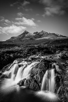 Simon Howlett Photography: SCOTLAND.  The Black Cuillin - Isle of Skye