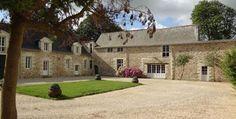Propriété à louer avec Bail commercial pour gîtes et salle de réception près de Nantes