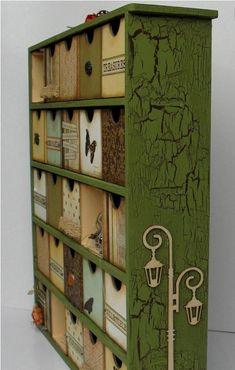 decoupage-mobili-legno-libreria.png (521×819)