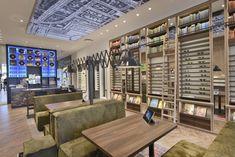 Dijck2 optician shop by WSB, Delft – Netherlands » Retail Design Blog                                                                                                                                                                                 More