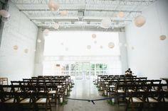 MarriedinChicago.com Venue: Prairie Production Photo by Katie Kett Photography