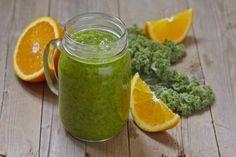 Superfood Kale & Orange Smoothie