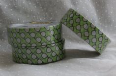 Sunglasses on Green Background 3 Rolls Scotch Washi Tape - great for summer crafting!