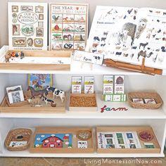 Farm Activities, Animal Activities, Montessori Activities, Spring Activities, Preschool Activities, Children Activities, Farm Animal Crafts, Farm Animals, Tracing Shapes