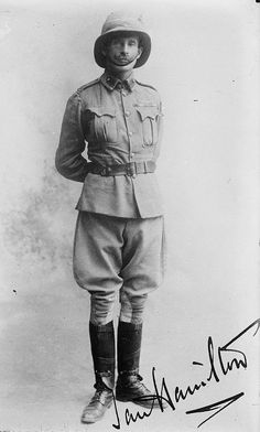 Ian Hamilton.This Day in History: Mar 7, 1902: Battle of Tweebosch, South Africa http://dingeengoete.blogspot.com/