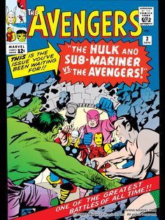 Avengers - Issue #3 - Marvel Comics