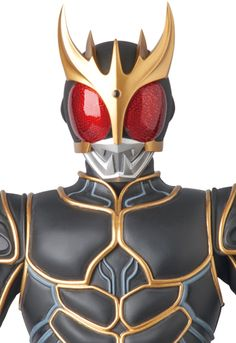 RAH DX Series Kamen Rider Kuuga Ultimate Form