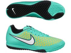 NIKE MAGISTA ONDA TF TURF INDOOR SOCCER SHOES Hyper Turquoise