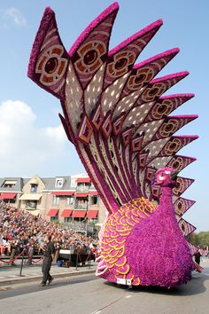 Corso Zundert o festival das flores da Holanda