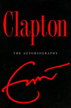 A must for Clapton fans.  This book is well written.  He lays his soul bare.