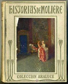 HISTORIAS DE MOLIERE - ARALUCE, 1933