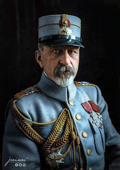 Constantin Prezan, maresalul care a dat doua lovituri napraznice bolsevismului War Machine, Cold War, King Queen, Emperor, Funeral, Captain Hat, Medical, Culture, Respect