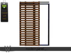 wondymoon's Modern Panel [Open]