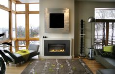 Are you looking for gas fireplace insert help? Get advice from the top gas fireplace insert specialists for FREE! Modern Gas Fireplace Inserts, Direct Vent Fireplace, Linear Fireplace, Fireplace Tool Set, Custom Fireplace, Modern Fireplace, Fireplace Design, Fireplace Mantels, Hanging Fireplace