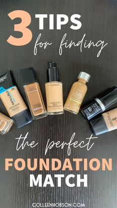 Find Your Foundation Shade, How To Match Foundation, Perfect Foundation, Beauty Tips Blog, Beauty Makeup Tips, Best Beauty Tips, Beauty Dupes, Drugstore Makeup Dupes, Contouring Makeup
