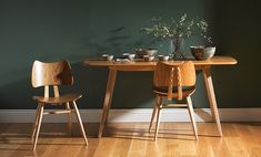 Originals plank table - Dining Tables - ercol furniture