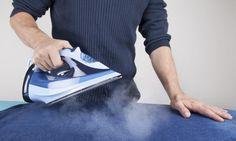Fünf Gründe: Darum tropft Ihr Dampfbügeleisen.