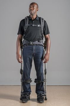 Meet the exoskeleton the Navy is testing to make sailors stronger - The Washington Post