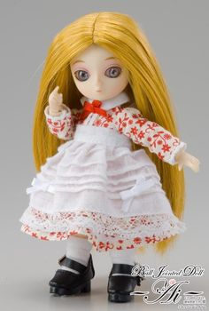 Amazon.com: Ball-Jointed Doll Ai - Painted Sage: Toys & Games