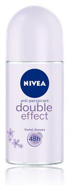 Roll-on Double Effect. Tu piel más suave y uniforme. Permite una depilación más eficaz, disfrutando de unas axilas suaves durante más tiempo