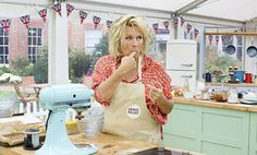 Comic Relief Bake Off: Jennifer Saunders on competitiveness and her dislike of cake