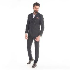 Lo stile è l'abito dei pensieri, e un pensiero ben vestito come un uomo ben vestito, si presenta molto meglio  #GianVargian #ss16