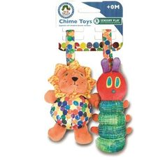 Kids Preferred the World of Eric Carle Chime Rattle Caterpillar & Lion Assortment 6 inches Toy Kids Preferred http://www.amazon.com/dp/B006S9N2HK/ref=cm_sw_r_pi_dp_bj4bxb06Z0R16