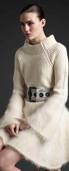 Knitted and angora LBV ♥✤ | KeepSmiling | BeStayClassy
