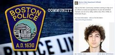 Boston Police social media experience pays off after bombing