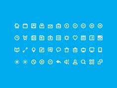 I've been very bored during the holidays so I made you a free updated icon set. Hope you enjoy!  ICONS