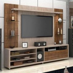 Tv cabinet design, tv unit design, entertainment wall, tv furniture, wall m Tv Unit Decor, Tv Wall Decor, Wall Tv, Tv Wanddekor, Tv Wall Cabinets, Kitchen Cabinets, Modern Tv Wall Units, Modern Tv Cabinet, Wall Units For Tv