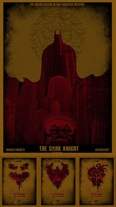 David O'Daniel - The Dark Knight