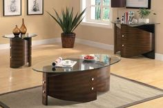 Chestnut Coffee Table Sets