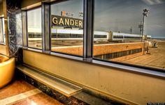 Gander airport: A glimpse into the past