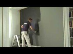 Instructie film: kalkverf aanbrengen doe je zo. Met dank aan Wijnands Schilderwerken in Amsterdam.