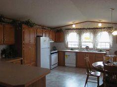 Single Wide Mobile Homes Interior