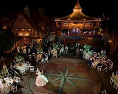 Its official. This is where I'll have my reception.
