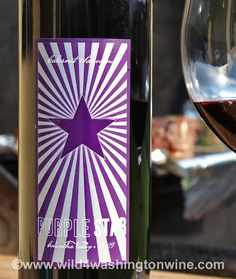 Wild 4 Washington Wine: Wine of the week: Purple Star 2009 Cabernet Sauvig...