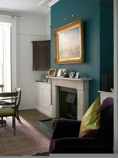 20 Great Fireplace Mantel Decorating Ideas | Mantels, Turquoise ...