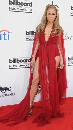 Jlo red dress 1x